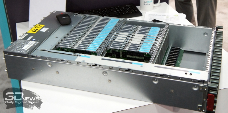 IBM DeepFlash 150 All Flash Array