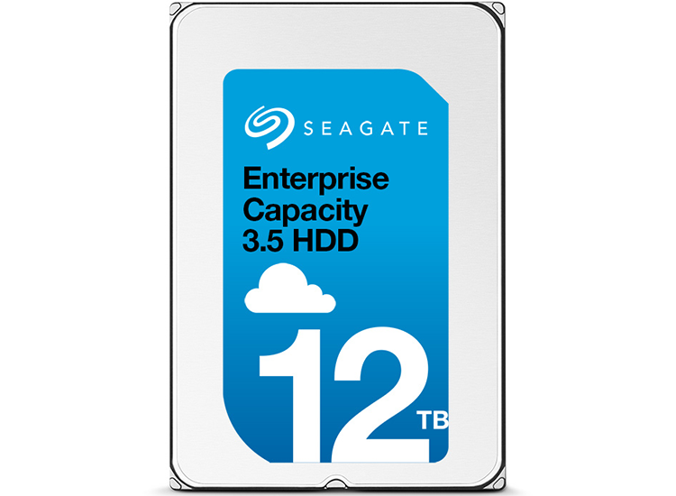 Seagate Enterprise Capacity v7 12 Тбайт