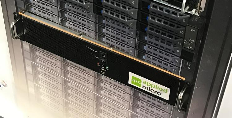 Сервер Kontron на базе X-Gene 3