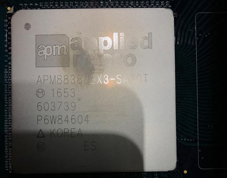 Процессор Applied Micro/MACOM X-Gene 3